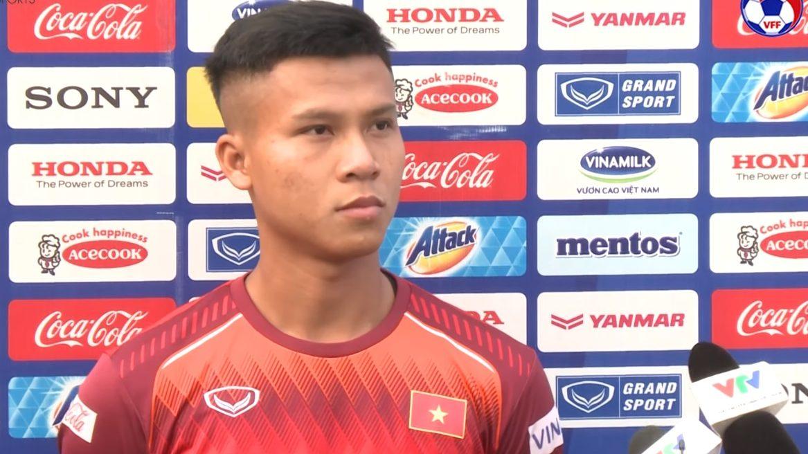 3 ứng viên thay thế Đình Trọng ở hàng trung vệ U22 Việt Nam tại SEA Games 30 - Bóng Đá