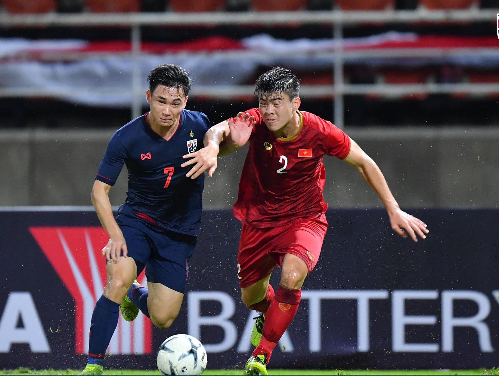 FIFA gọi đại chiến Việt Nam vs Thái Lan là