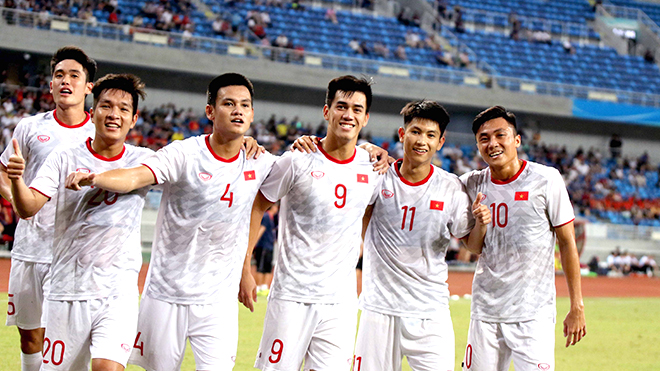 CHÍNH THỨC: Loại Martin Lo, thầy Park chốt danh sách rút gọn U22 Việt Nam chuẩn bị cho SEA Games - Bóng Đá