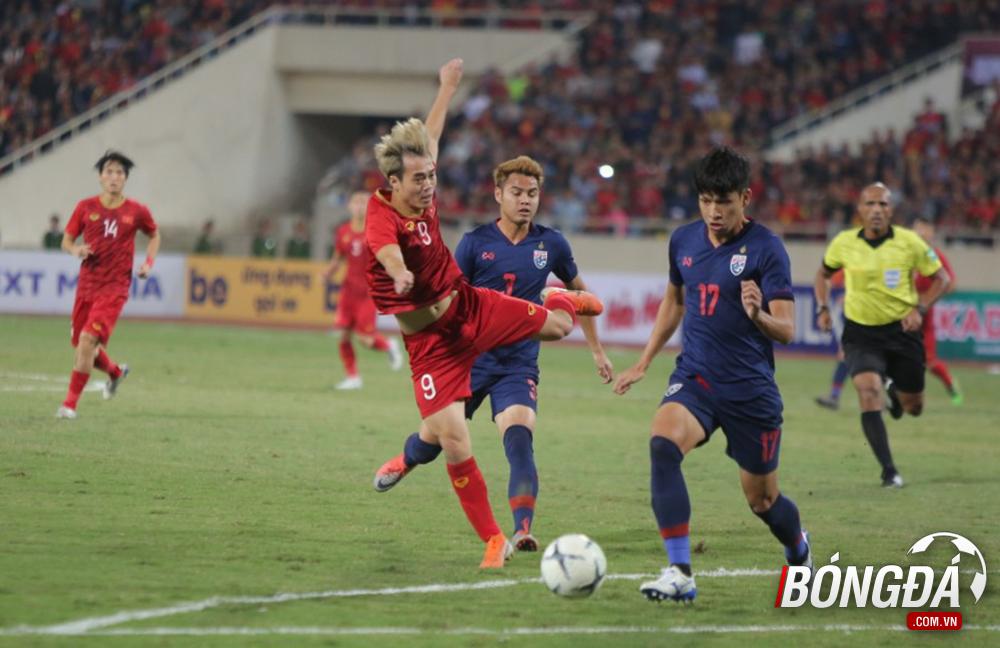 TRỰC TIẾP Việt Nam 0-0 Thái Lan (Hiệp 1): Chủ nhà ép sân - Bóng Đá