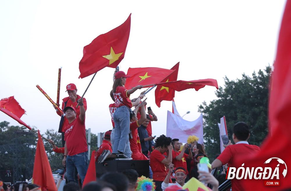 Ảnh sau trận ĐT Việt Nam - Bóng Đá