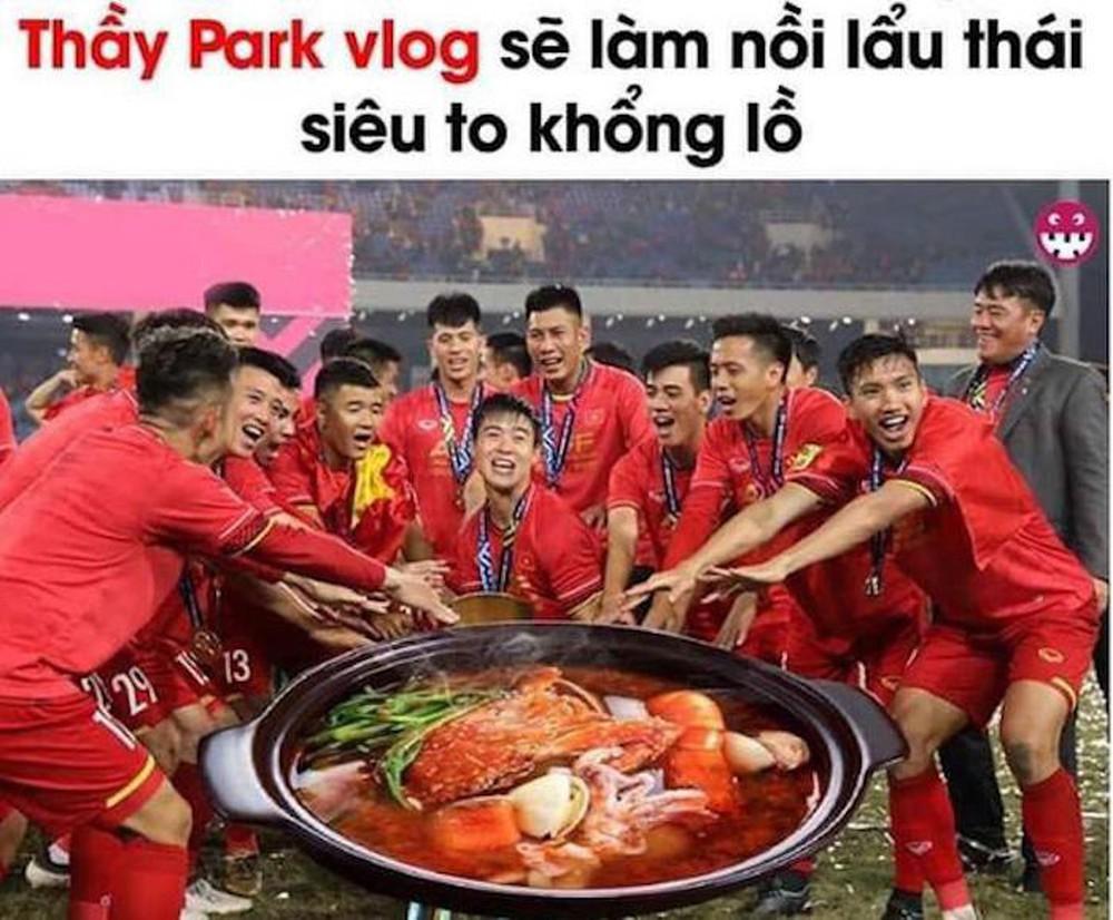 Cười té ghế với loạt ảnh chế đại chiến ĐT Việt Nam vs Thái Lan - Bóng Đá