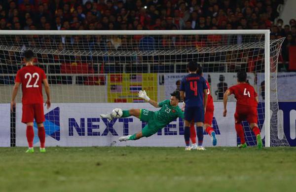 Đặng Văn Lâm khẳng định 1 điều sau trận đấu xuất thần trước Thái Lan - Bóng Đá