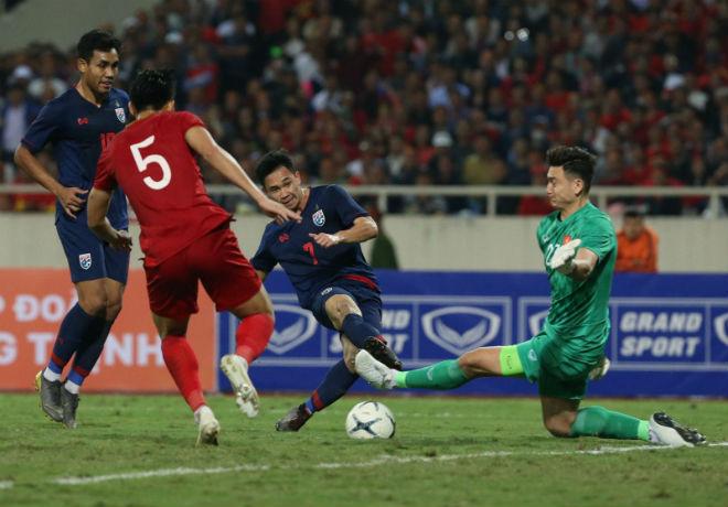 Chủ tịch LĐBĐ Thái Lan: ĐT Việt Nam đã may mắn với 1 điểm trước Thái Lan - Bóng Đá