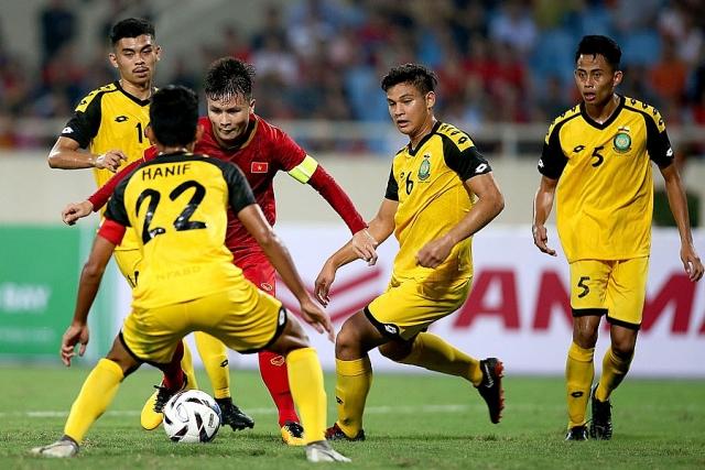 16h00 ngày 25/11, U22 Việt Nam vs U22 Brunei: Phát súng đầu tiên tại SEA Games - Bóng Đá