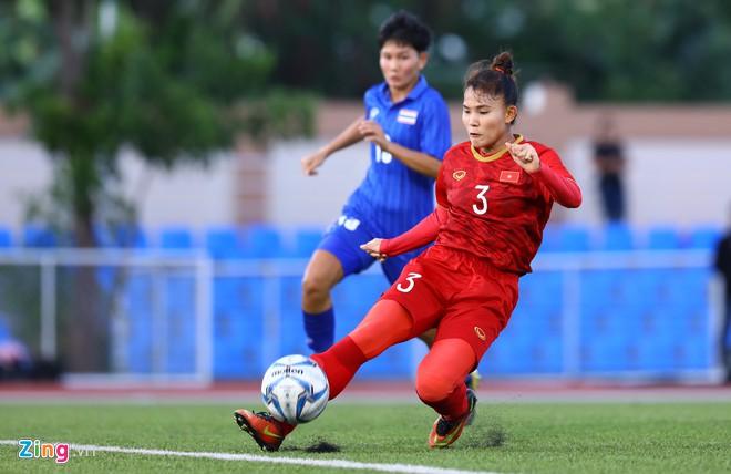 Sau trận nữ Việt Nam vs Thái Lan - Bóng Đá