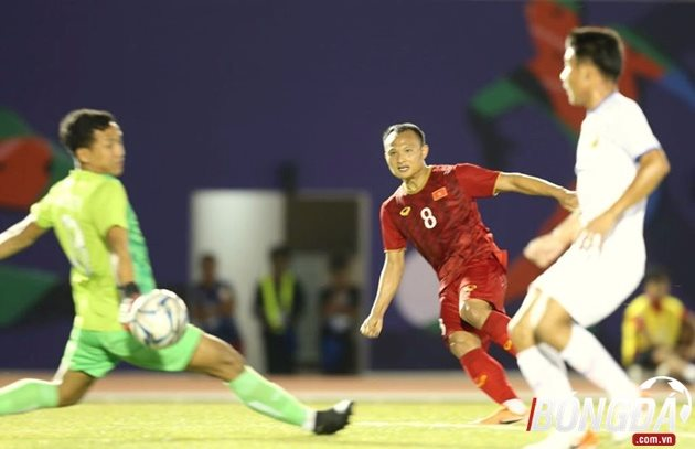 Nguyễn Trọng Hoàng: Quân bài tẩy của thầy Park và bàn thắng sau 10 năm tại SEA Games - Bóng Đá
