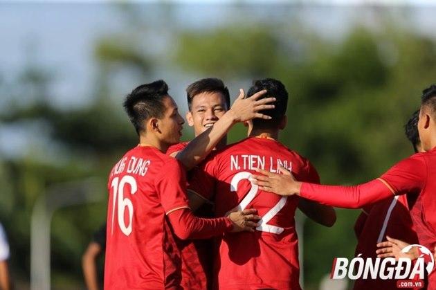 Báo châu Á chỉ ra cái tên thi đấu nổi bật nhất U22 Việt Nam trận gặp Lào - Bóng Đá