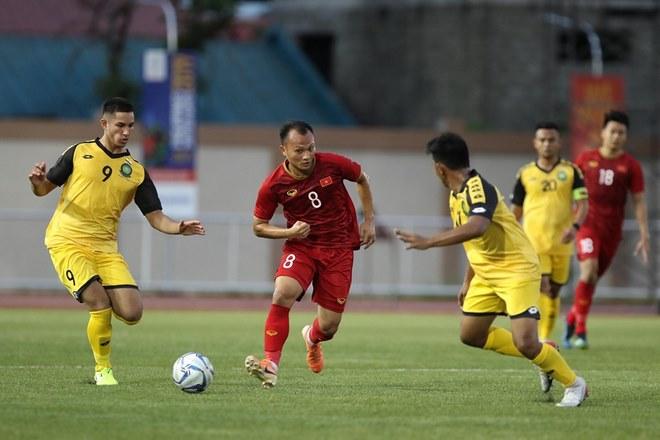 Nguyễn Trọng Hoàng: Quân bài tẩy của HLV Park Hang-seo tại SEA Games 30 - Bóng Đá