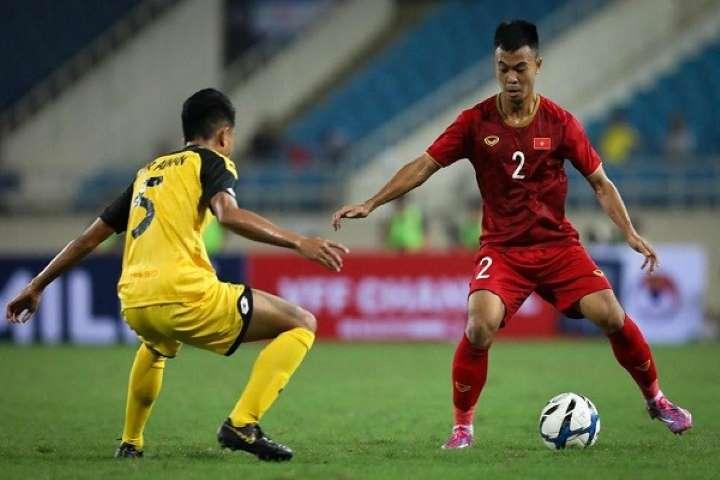 Đội hình ra sân U22 Việt Nam đấu Lào:  - Bóng Đá