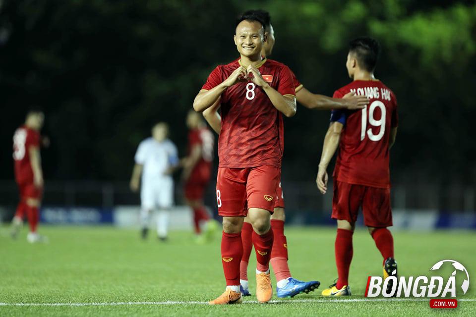 Sút tung lưới U22 Lào, Trọng Hoàng san bằng 1 kỷ lục tại SEA Games - Bóng Đá