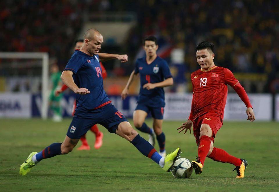 Báo Trung Quốc thán phục trước sự thăng tiến liên tục của ĐT Việt Nam trên BXH FIFA - Bóng Đá