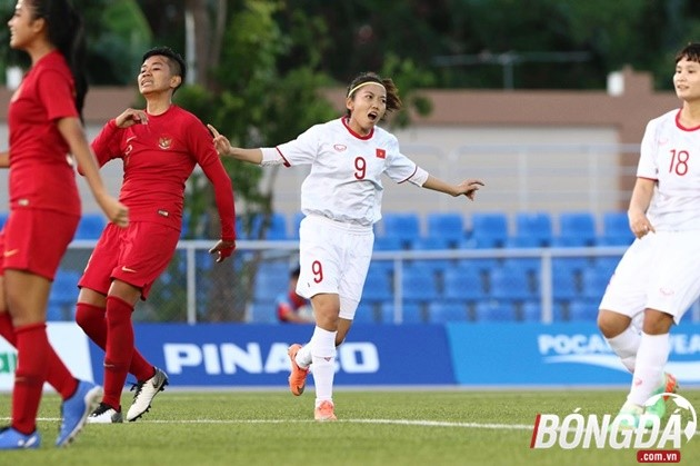 Nhấn chìm Indonesia, ĐT Việt Nam ghi tên vào vòng Bán kết SEA Games 30 - Bóng Đá