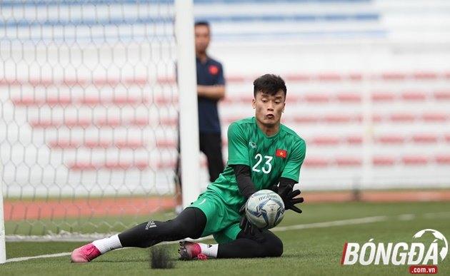 Đội hình ra sân U22 Việt Nam đấu Indonesia:  - Bóng Đá