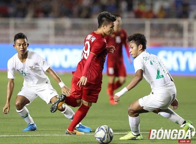 Phóng viên Indonesia chỉ ra lý do khiến đội nhà thua ngược U22 Việt Nam - Bóng Đá