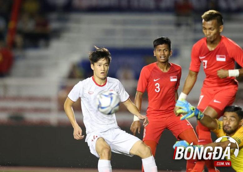 Ảnh sau trận Việt Nam vs Singapore - Bóng Đá
