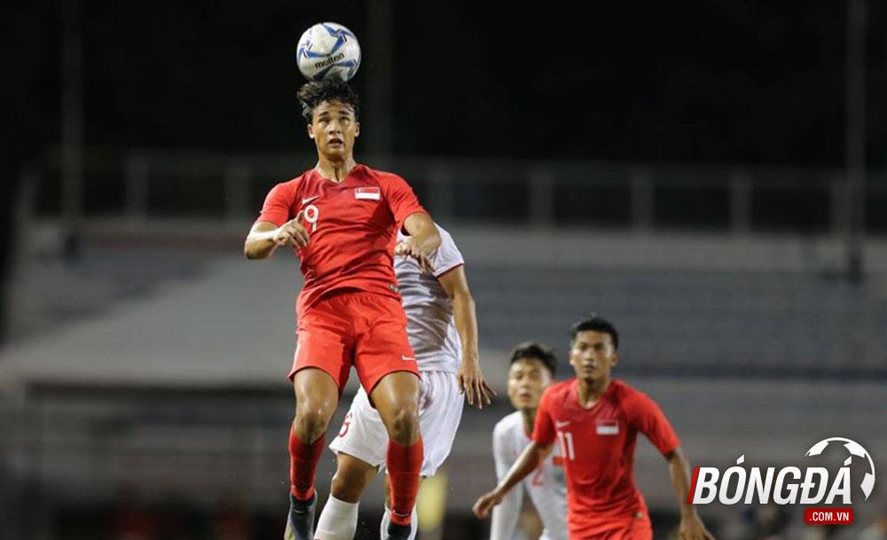 TRỰC TIẾP U22 Việt Nam 0-0 U22 Singapore (Hiệp 2): Tiến Linh vào sân - Bóng Đá