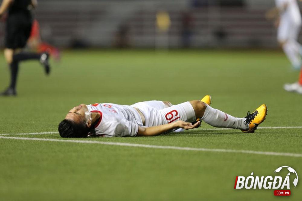 SỐC: Chấn thương khá nặng, Quang Hải phải chia tay SEA Games từ vòng bảng? - Bóng Đá