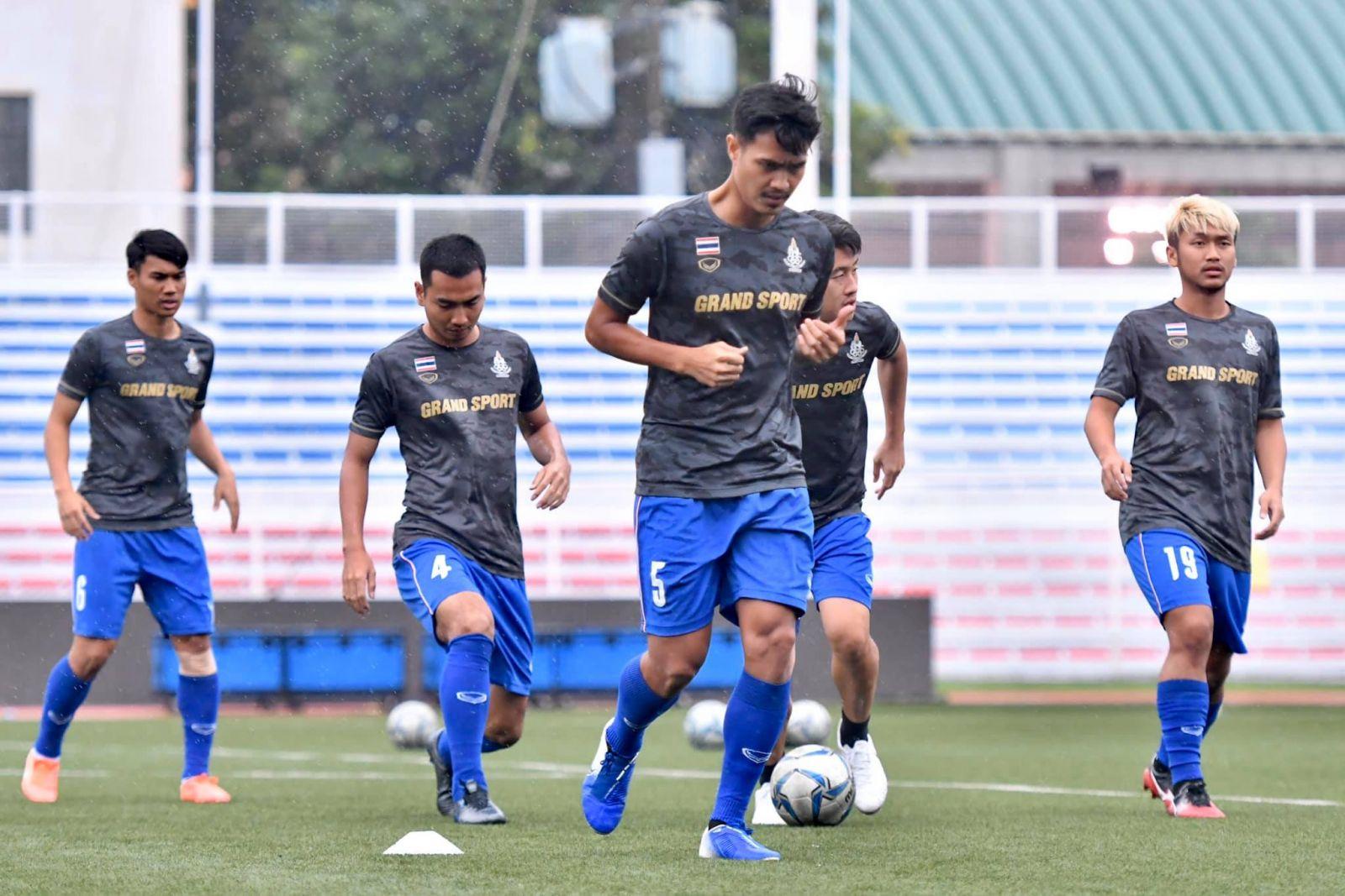 XONG: Thái Lan nhận 2 hung tin lực lượng trước trận gặp U22 Việt Nam - Bóng Đá