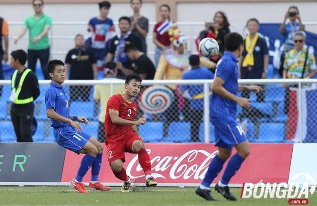 TRỰC TIẾP U22 Việt Nam 1-2 U22 Thái Lan (Hiệp 1): Tiến Linh rút ngắn tỷ số - Bóng Đá