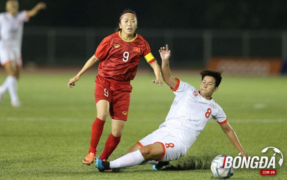 Sau trận nữ Việt Nam vs Philippines - Bóng Đá