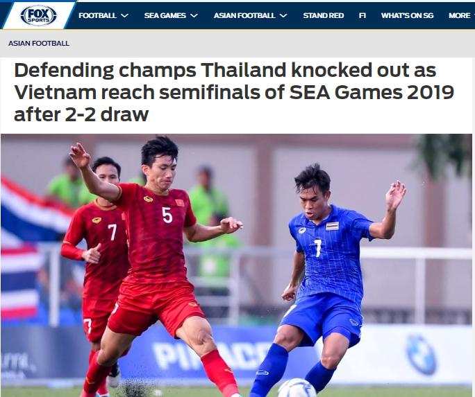 Báo châu Á nói về trận Việt Nam vs Thái Lan - Bóng Đá
