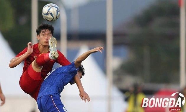 Đội hình ra sân U22 Việt Nam đấu Campuchia: