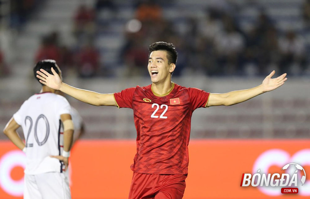 TRỰC TIẾP U22 Việt Nam 2-0 U22 Campuchia (Hiệp 1): Đức Chinh nhân đôi cách biệt - Bóng Đá