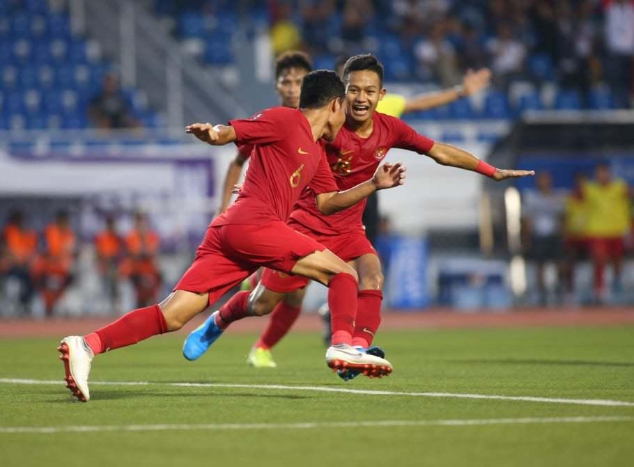 Thắng dễ Myanmar, Indonesia ghi tên mình vào Chung kết SEA Games 30 - Bóng Đá