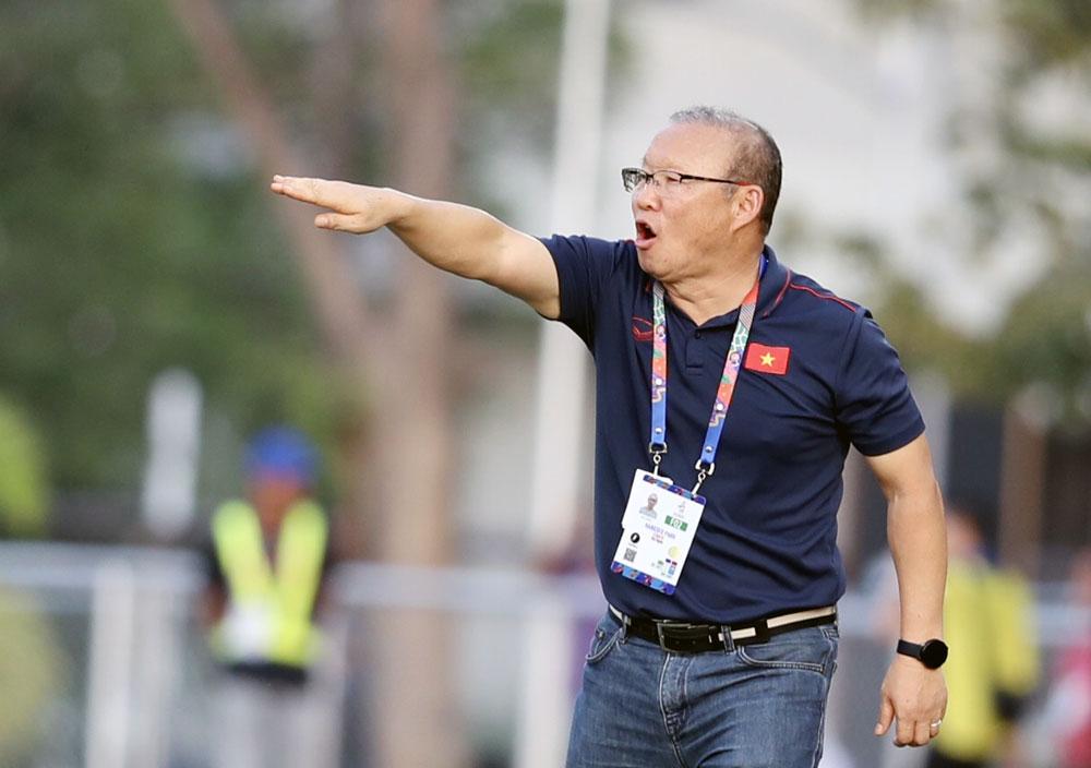HLV Park Hang-seo chỉ ra cầu thủ xuất sắc nhất U22 Campuchia - Bóng Đá