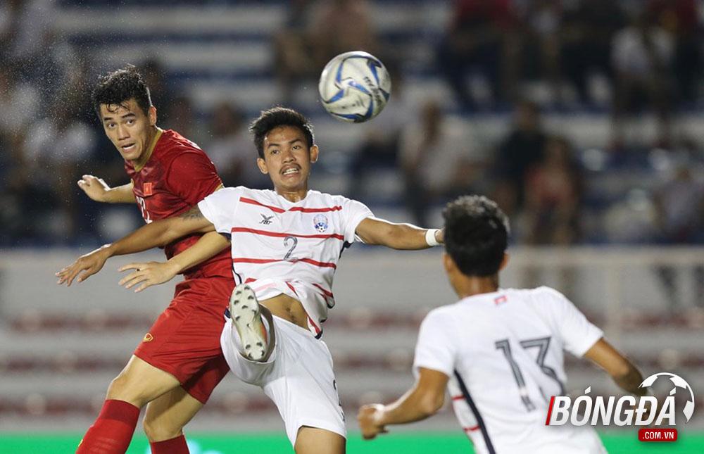 Trang chủ AFC nể phục 1 điều về sức mạnh của U22 Việt Nam ở trận Campuchia - Bóng Đá