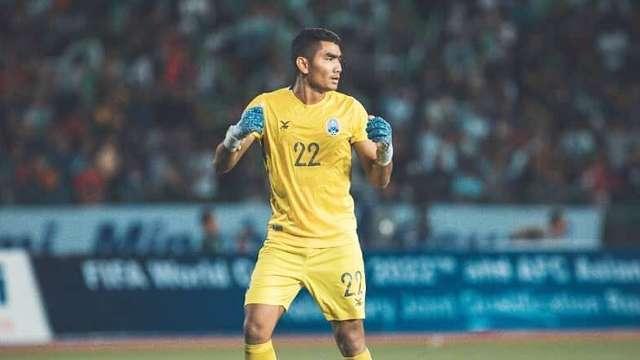 Thủ môn Campuchia chỉ ra nguyên nhân thua đậm U22 Việt Nam - Bóng Đá