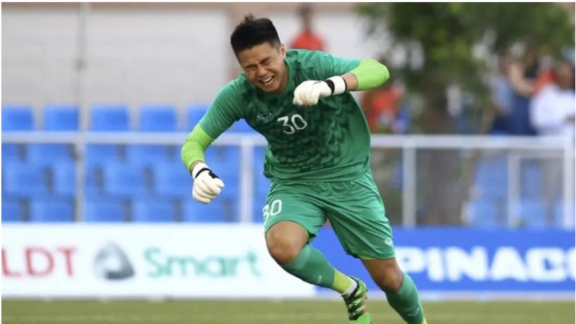 Nguyễn Văn Toản cản phá quả penalty: Không chỉ là 1 pha cứu thua thiên tài - Bóng Đá