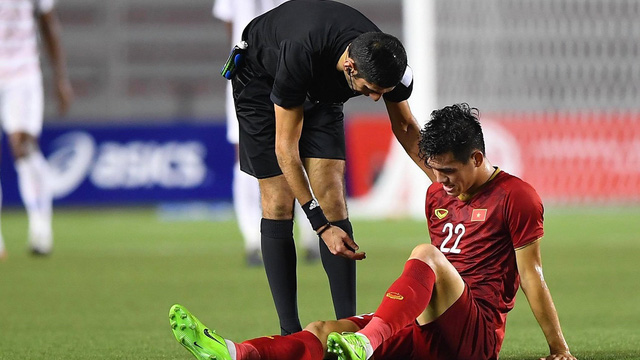 HLV Park Han-seo nhận tin vui từ Tiến Linh trước thềm trận Chung kết SEA Games - Bóng Đá
