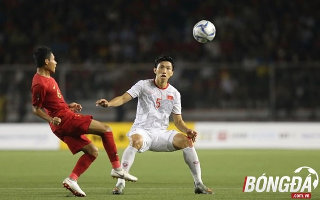 TRỰC TIẾP U22 Việt Nam 1-0 U22 Indonesia (Hiệp 1): Văn Hậu lập công - Bóng Đá