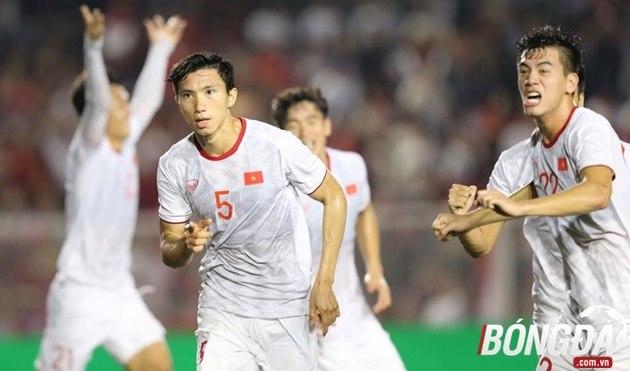 Ảnh sau trận Việt Nam vs Indonesia - Bóng Đá