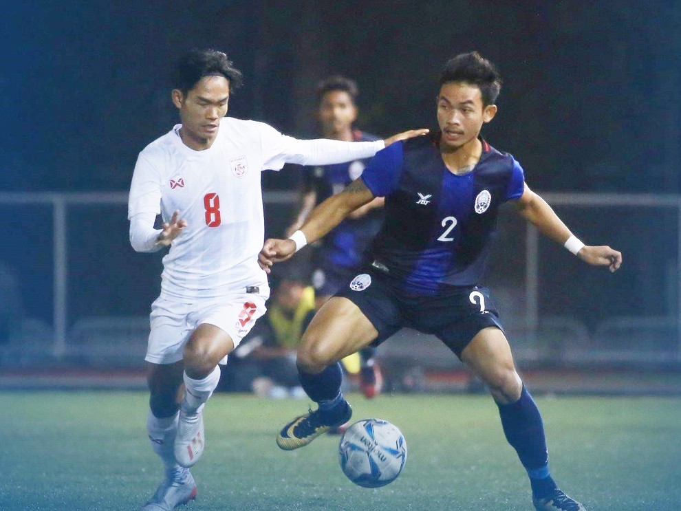 Sau trận Myanmar vs Campuchia - Bóng Đá