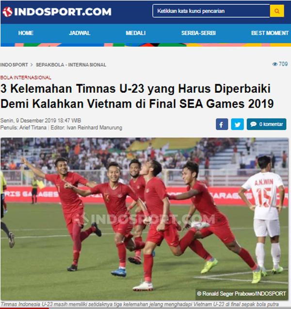 Báo Indonesia