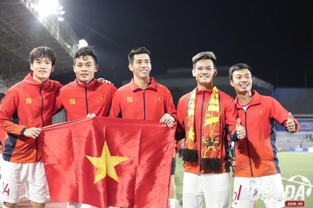 Đoạt tấm HCV lịch sử, U22 Việt Nam nhận khoản tiền thưởng