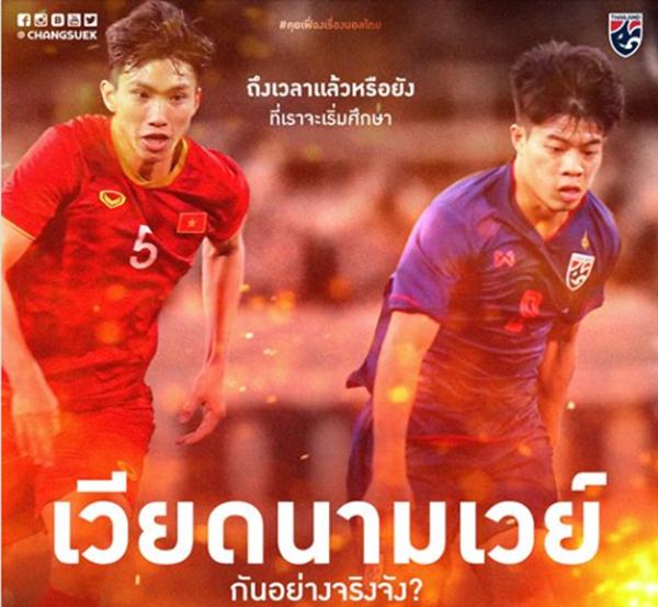 Truyền thông Thái Lan: Đã đến lúc phải học tập bóng đá Việt Nam - Bóng Đá