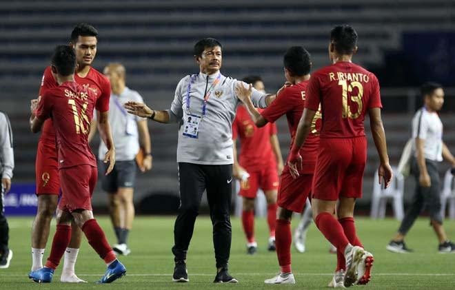 Thua đậm U22 Việt Nam, cầu thủ Indonesia có thái độ