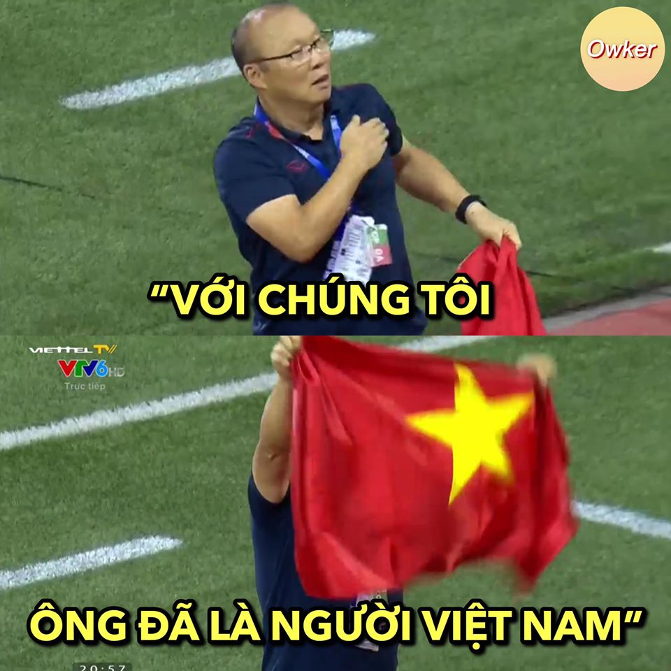 Ảnh chế trận Việt Nam vs Indonesia - Bóng Đá