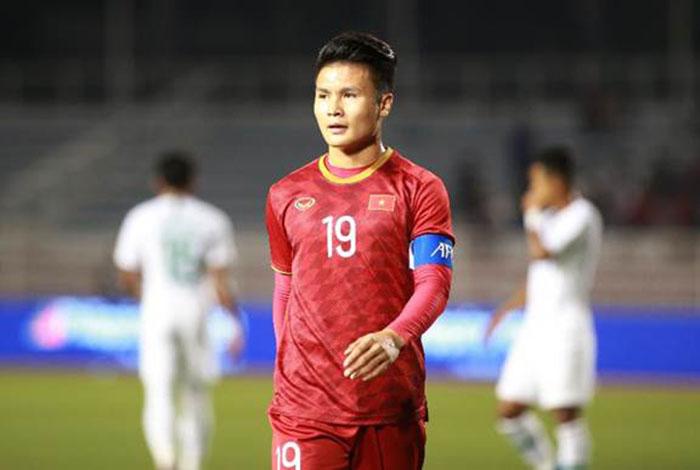 HLV Park Hang-seo nhận tin cực vui từ Quang Hải trước thềm VCK U23 châu Á - Bóng Đá