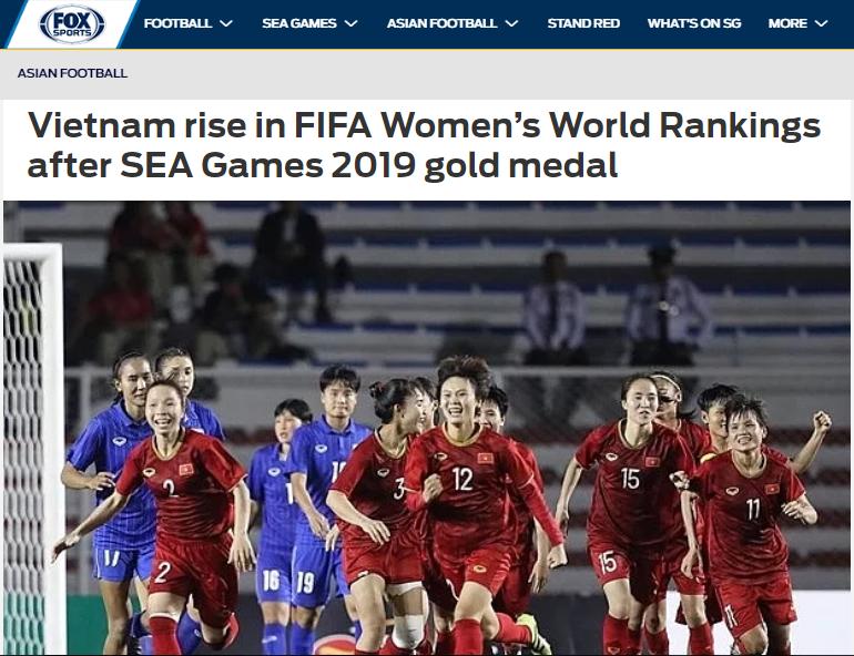 Báo châu Á ca ngợi 1 điều về ĐT Việt Nam sau thành tích lọt top 6 châu Á - Bóng Đá