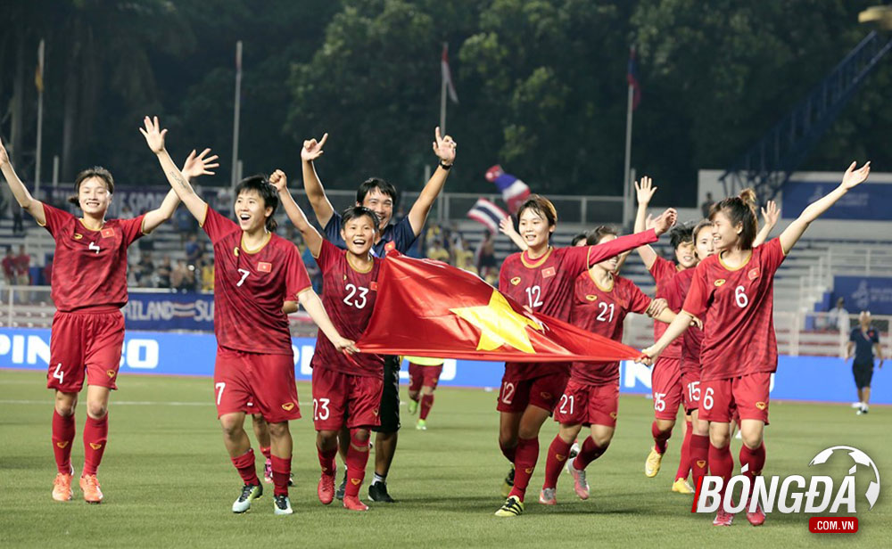 CHOÁNG: Sau tấm HCV SEA Games, ĐT Việt Nam nhận mức thưởng tiền tỷ