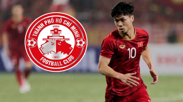 Đã rõ thời điểm Công Phượng về Việt Nam ký hợp đồng với CLB TP.HCM - Bóng Đá