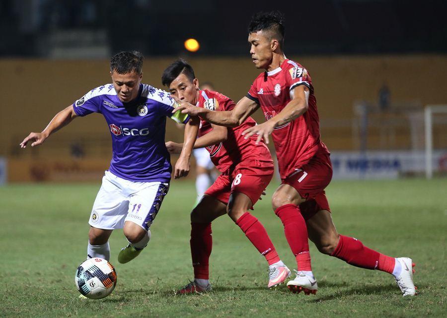 Xác định 2 đại diện Việt Nam dự Champions League Đông Nam Á - Bóng Đá