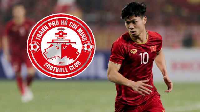 Chưa ra mắt CLB TP.HCM, Công Phượng đã bị HLV Chung Hae-soung