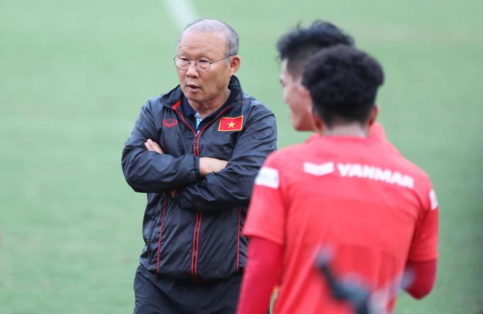 5 cái tên nào sẽ chia tay U23 Việt Nam trước thềm VCK châu Á 2020? - Bóng Đá
