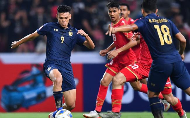 Thắng đội từng hạ U23 Việt Nam, Thái Lan đã